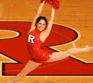 Emily - Dancing with the RU Dance Team